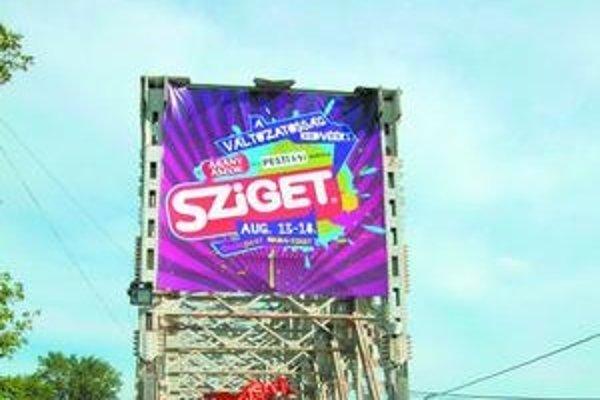 Zostane Lodenicový ostrov v Budapešti tradičným miestom festivalu Sziget?