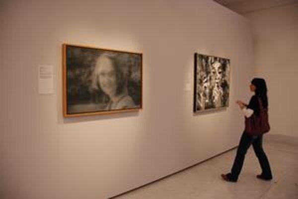 Pohľad na výstavu, dielo Gerharda Richtera, jedného z najvplyvnejších umelcov posledných desaťročí.