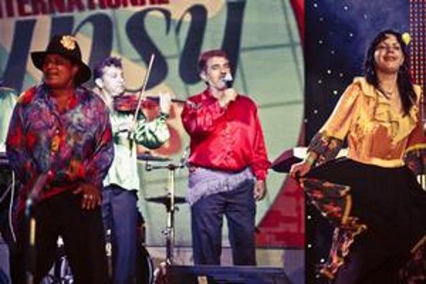 International Gypsy fest okrem hudby ponúka aj výstavu, filmy a divadelný workshop.