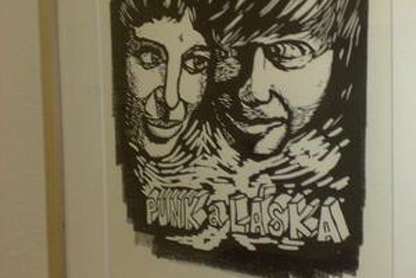 Paľo Čejka: Punk a láska.