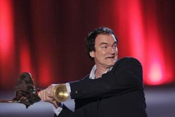 Quentin Tarantino ohlasoval koniec kariéry.