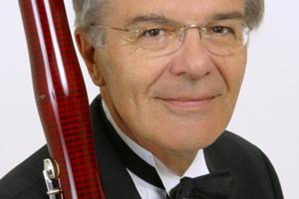 Umeleckým garantom Stredoeurópskej hudobnej akadémie v Poprade je svetoznámy rakúsky fagotista Milan Turković.