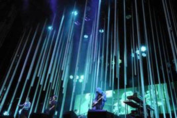 Koncert v českom hlavnom meste videlo okolo 17–tisíc fanúšikov.