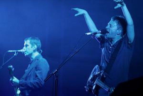 Prvý koncert v Čechách odohrajú Radiohead 23. augusta v Prahe.