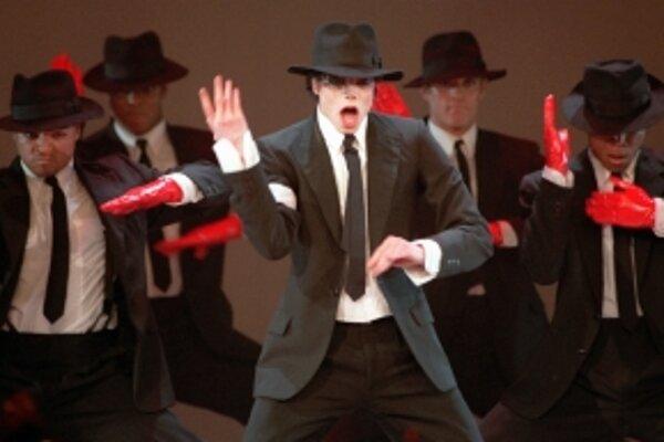Michael Jackson v roku 1995.