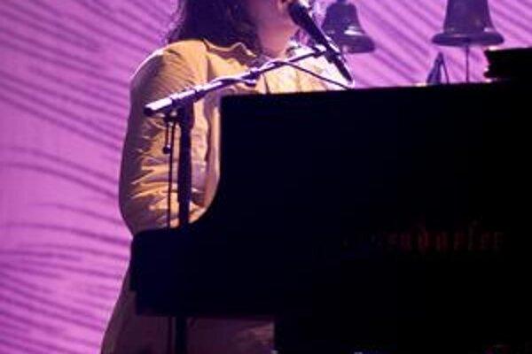 Antony Hegarty si cez víkend v Rakúsku najskôr zaspieval sólo a potom aj s CocoRosie.