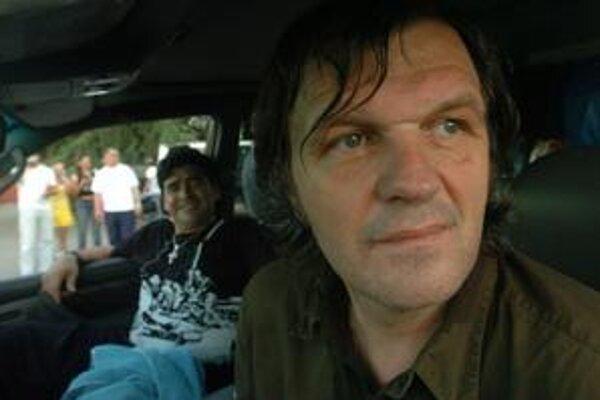 Aj jeden, aj druhý obdivujú Che Guevaru. Aj preto sú dnes Diego Maradona a Emir Kusturica takí veľkí priatelia.