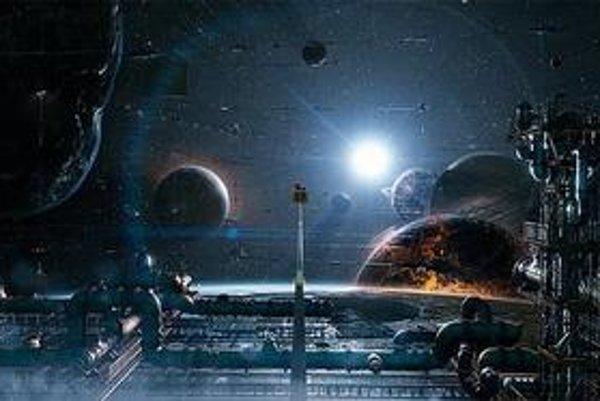 Stopárov sprievodca po Galaxii