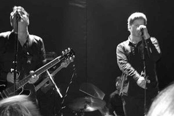 Greg Dulli a Mark Lanegan z The Gutter Twins.