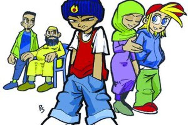 Dnes o komiks majú záujem deti nielen v Nemecku, ale i v zahraničí.