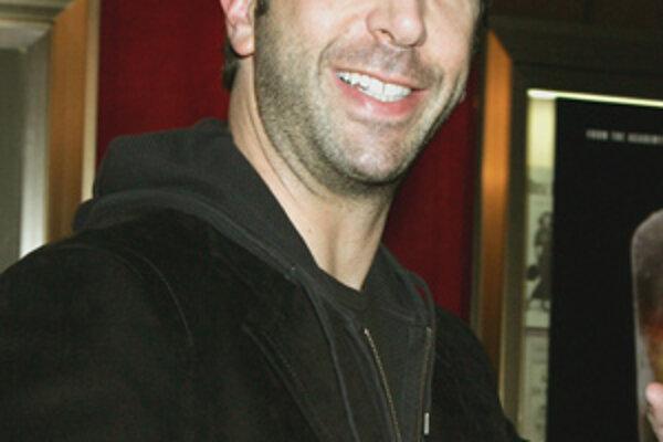 David Schwimmer.