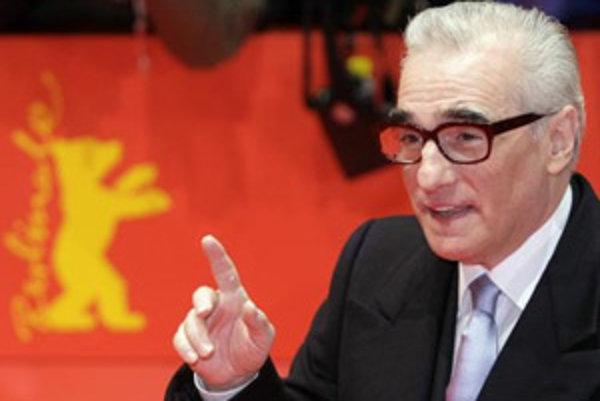 Režisér Martin Scorsese.