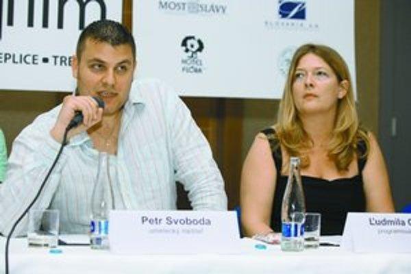 Petr Svoboda, nový umelecký riaditeľ festivalu Artfilm, syn nedávno zosnulého skladateľa Karla Svobodu. Študoval film v USA, pôsobí ako producent.