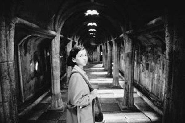 Záber z filmu Guillerma del Tora Panov labyrint.