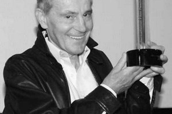 Jan Tříska (70) s cenou za umeleckú výnimočnosť vo svetovej kinematografii z Medzinárodného filmového festivalu Bratislava.