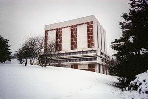 Architektúra slovenského socializmuSlovenský národný archív.