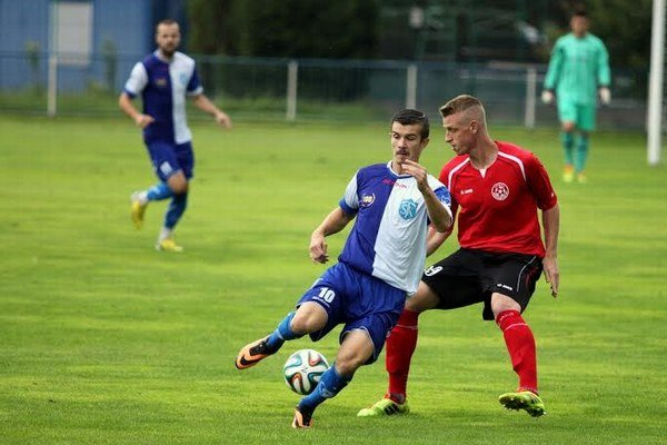 Futbalisti Senca zo Slovnaft Cupu vypadli. Prehrali v Skalici 0:4.