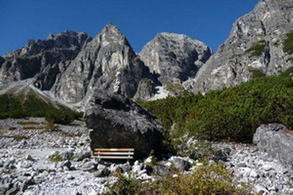 Štubajské Alpy.