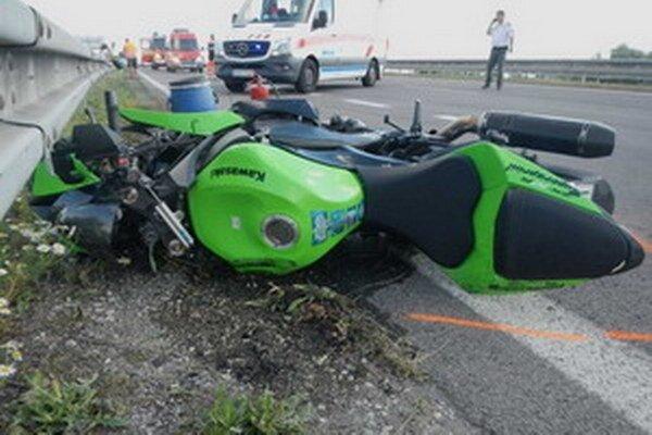 Príčiny nehody polícia vyšetruje.