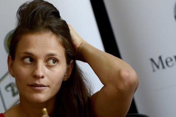 Danka Barteková v nedeľu dosiahla slovenský rekord.