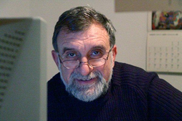 Hudobník, publicista a humorista Marián Makar Mrva. Tento rok by sa dožil 67 rokov.
