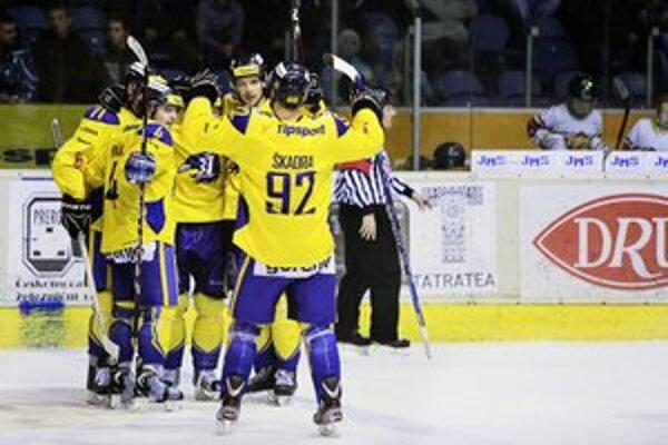 Havrani vyhrali jeden zápas. Séria sa za stavu 1:1 sťahuje do Piešťan.