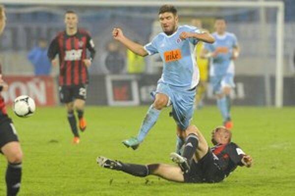 Spartak vyhral derby na Pasienkoch.