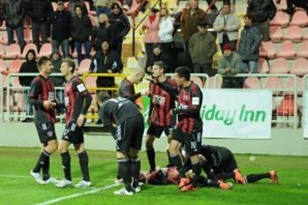 Spartakovci postúpili do semifinále SC.