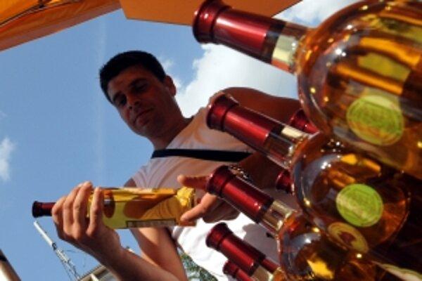 Súčasťou Žitnoostrovského jarmoku bude vínna ulica.