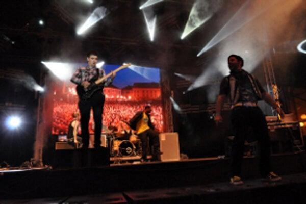 Minulý rok spestrili hudobný program Lumenu aj Switchfoot (USA).