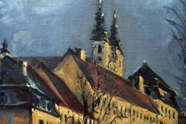 Jedným z ocenených autorov sa na Trnavskej palete stal Milan Čech.