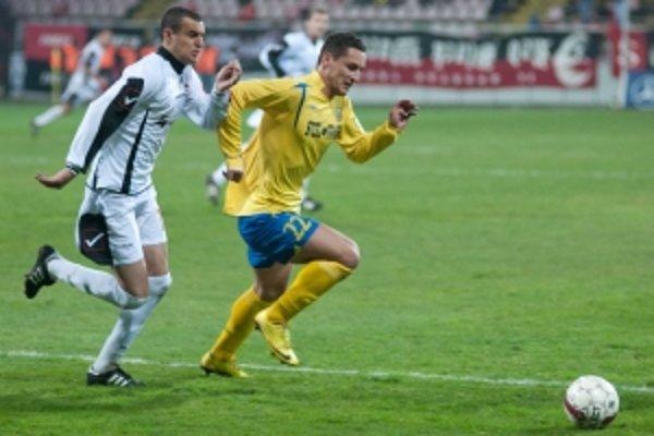 Trnavčania sa v poslednom jesennom ligovom dueli pred vlastnými fanúšikmi rozlúčili remízou s MFK Košice.