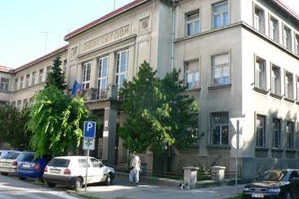 Budova Okresnej polície v Trnave je pamätihodnosťou.