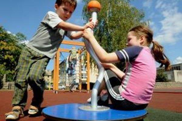 Park s oddychovou zónou by mal mesto stáť asi 537 tisíc eur.