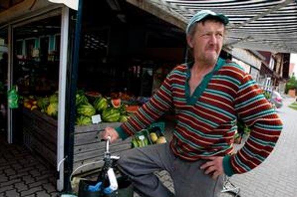 Tibor Domonkos z Báča chce žiť na Slovensku. So slovenským občianstvom.