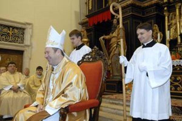 Arcibiskup mal päťdesiatiny 1.marca. Slávnosť sa konala o 11 dní neskôr.