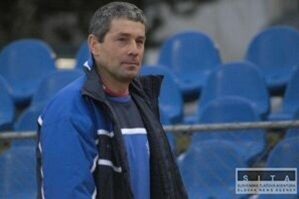 Ľubomír Nosický sa stal trénerom Spartaka Trnava.