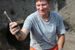 Dve tisíc rokov starý kostený hrebeň patril Germánom.