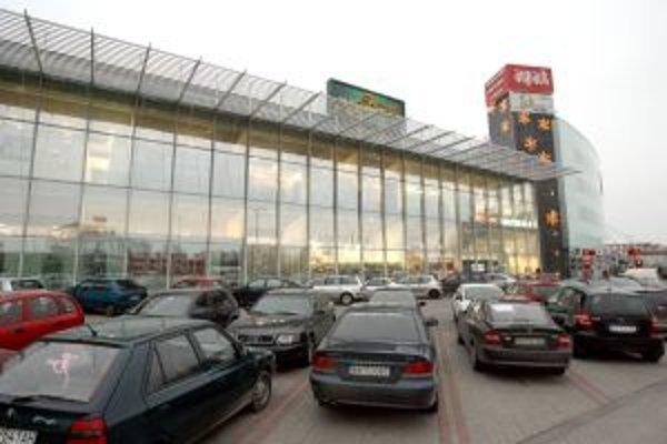 Piešťanský Aupark by mali dokončiť do septembra
