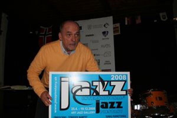 Dodo Šošoka založil festival International Jazz Piešťany.