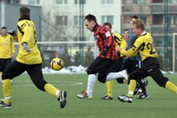 V príprave na ihrisku Lokomotívy Spartak v sobotu remizoval s Interom 1:1.
