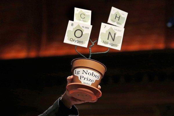 Ocenenie Ig Nobel.