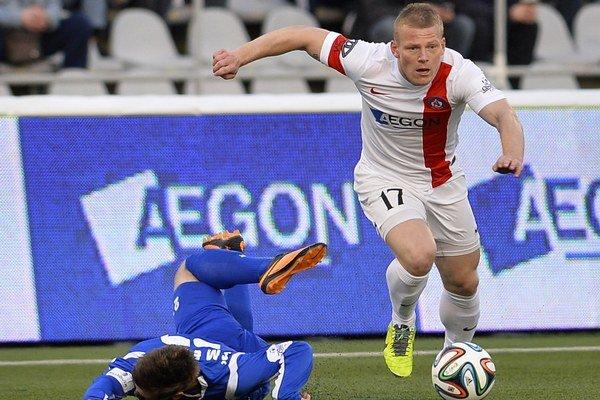 Trenčanom zobrali prvé jarné body futbalisti Nitry.