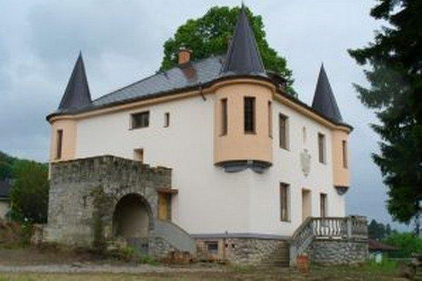 Tisova villa bola sídlom Aj Výskumného ústavu ovčiarskeho.