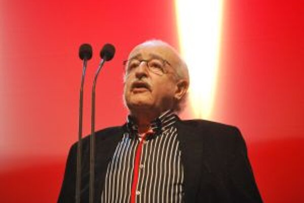 Filmár Juraj Herz získal cenu Zlatá kamera.