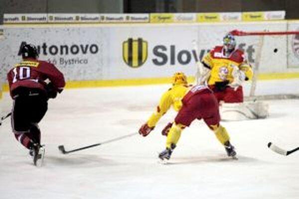 Trenčín v Banskej Bystrici prehral 2:4.