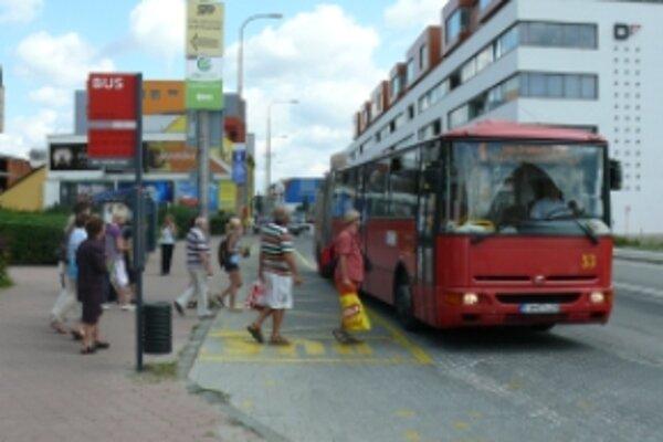 Mesto mení cestovný poriadok MHD, chce tak ušetriť štyristotisíc eur ročne