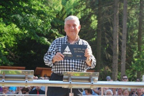 Miroslav Donutil pritiahol do festivalového parku stovky priaznivcov