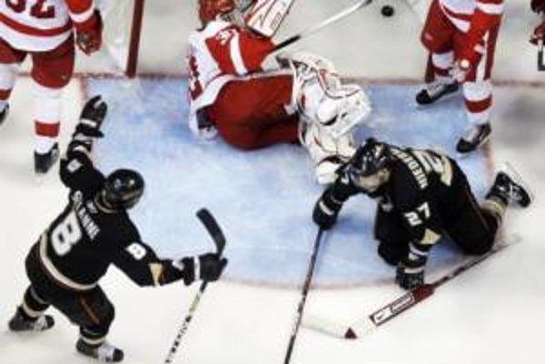 Anaheim je čiernym koňom tohtoročného play off NHL.