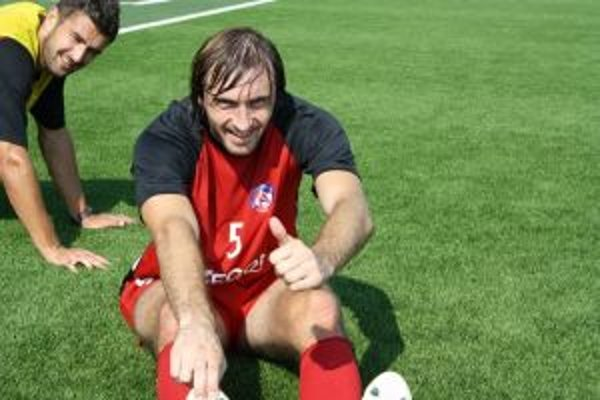 Mirko Radovanović by mal posilniť zadné rady AS Trenčín.
